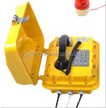 contact phone emergency telephone telephone line extender waterproof telephone