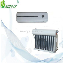 Mini Split Wall Mounted Solar Air Conditioner , Solar Air Conditioning(TKF(R)-50GW) with Famous Rotary Compressor
