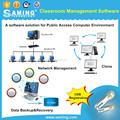 Enseñanza en el aula soluciones/laboratorio de idiomas del software de gestión/clon de red/restaurar sistema