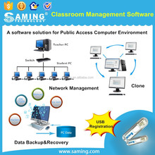 Classroom Teaching Solutions / Language Lab Management Software / Network Clone / System Restore
