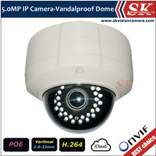 SK-204DDP best products for import 5.0MP dome camera with ir