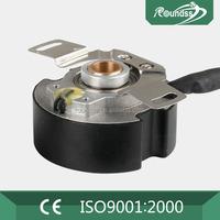 DVC48T 8/9mm Ultrathin servo motor 2500ppr encoder rotary dc uvw motor encoder