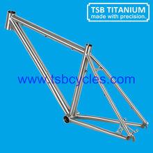 taper head tube Gr9 titanium bike frame TSB-CBM1001