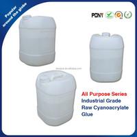 Formaldehyde Free Ethyl Cyanoacrylate Adhesive All Purpose Super Glue Bulk
