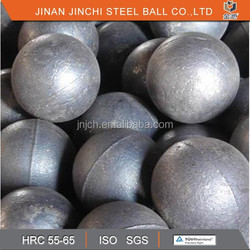 Chrome 10% -20% cast grinding ball in power station