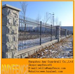 XF-Style decorative metal garden fence