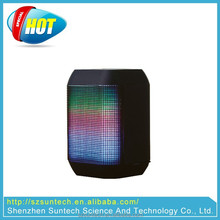 Support FM Radio Handsfree Function Portable LED Mini Speaker Bluetooth