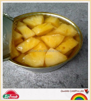 fresh pineapple exporters 24oz with wholesale factory price
