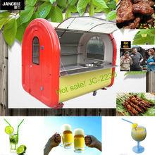 2014 China Mobile Italian Ice Cream Cart JC-2230