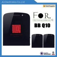 South American hotsale LCD display and touch screen digitizer replacement for Blackberry Q10