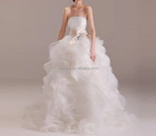New arrival product wholesale Beautiful Fashion Women Wedding Dress