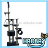 Adjustable Luxury Cat Scratching Post Cat Tree Fine Tops wholesale pet products pet product