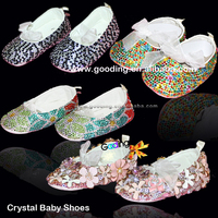 new fashion handmade crystal baby shoes cape town