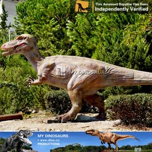 Mi dino tamaño natural de los dinosaurios mecánicos estatua