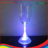 led liquid activated glass