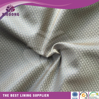 hot sale 230T 100% Polyester taffeta 2015 fashion lining lining woven fabric for clothing, curtain, bag,ect
