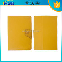 Black back stand PU leather cover cases for Acer Iconia A1-810