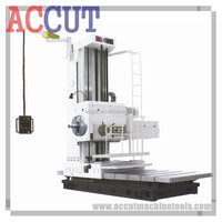 Floor Type Conventional/DRO/CNC Boring Milling Machine for sale ACCUT FBM-320