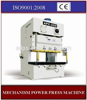 High Precision APC-200 Double Crank Punch Press Machine
