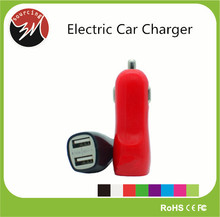 Shenzhen OEM Wireless Charger Portable 5V 3.1A Car Cigarette Socket Mobile USB Car Charger 2 port for iphone 6 and Mobile phone