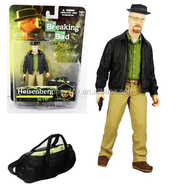 Heisenberg Action Figure Toys r us 6.3 Toy Action Figure