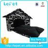 cloth pet dog house/new soft pet dog house/padded pet house