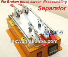 LCD Separator Repair Machine for Samsung Galaxy S3 S4 Note 2 and iPhone 4 4S 5 Separate Lcd From Touchscreen