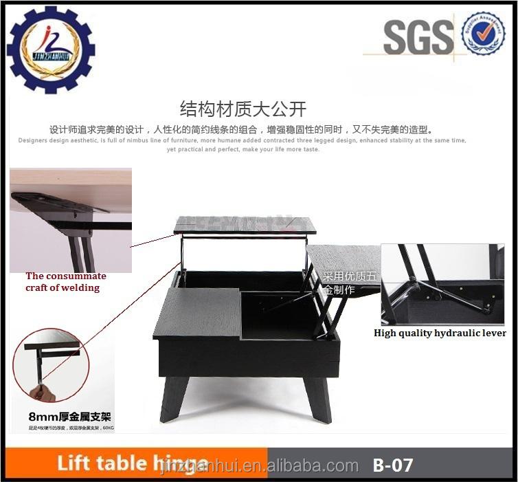 Hydraulic Lift Cushion : Furniture hardware hydraulic pole tea table cushion lift