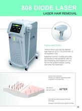 effective and speed 808 diode laser hair removal device in hot selling