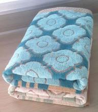 KLM-300 ebay hot sale turkey flower design 100% cotton hotel bath towel