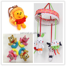 Different style and profession design stuffed plush animal or vegetables sleeping bag toy for any ages 2015 new products