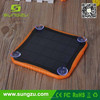 2.5W solar panel 5600mAh Li-ion battery Solar mobile charger CE&FCC&RoHS Approved