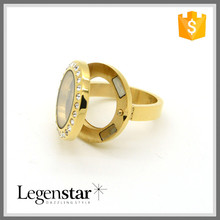 Legenstar Costume Jewelry China Manufacturer Fashion Gold Ring Designs For Girls