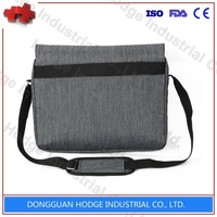Fashion durable Nylon laptop bags with handles