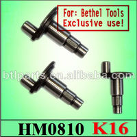 Demolition hammer spare parts for Makita HM0810 Eccentric shaft-Complete Parts Supply