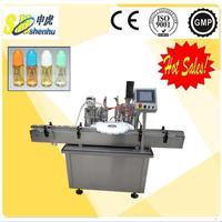 Auto essential oil filling machine,filling capping machine