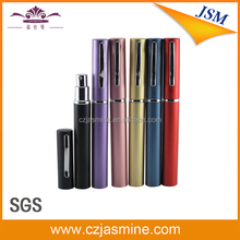 chinese supplier mini luxury aluminium pen perfume bottle