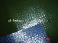HDPE waterproof plastic PE woven fabric for transportation cover