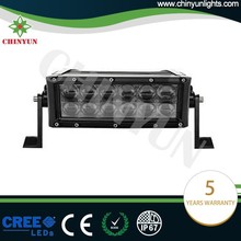 super bright high power straight led light bar for off road