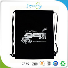 JEYCO BAGS High quality nylon drawstring shoe bag for promotion