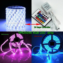 smd 3528 2835 3014 5050 5730 Waterproof IP565 IP67 IP68 battery powered led strip lights for cars ce rohs