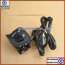 New and original top quality the third generation for QINGQI SUZUKI QM200 QM200GY left electric switch