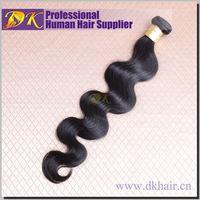 Wholesale checkout 14 16 18 inch 3pcs lot Unprocessed virgin brazilian hair
