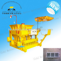 China manufacturer QMY6-25 fly ash /concrete brick making machine