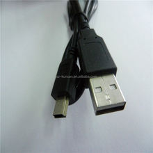 2014 high speed male to male usb cable for black box car vedio