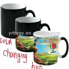 Custom Heat Sensitive Magic Mug !!! birthday present birthday gift products color changing mug