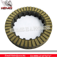 motorcycle Paper clutch plate PULSAR 180,motorcycle clutch plates