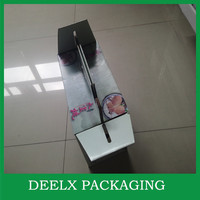 Glass Bottle Carrier Box With Separations