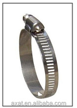 high pressure hose clamp /american standard pipe clamp * stainless steel* all material * strong * hose clamp machine
