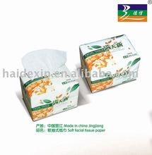 soft tissue parper Facial tissue paper (Family size)